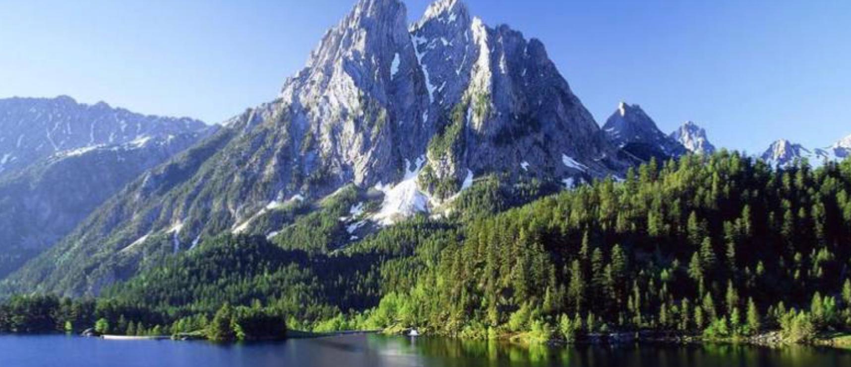 Artic Water montaña